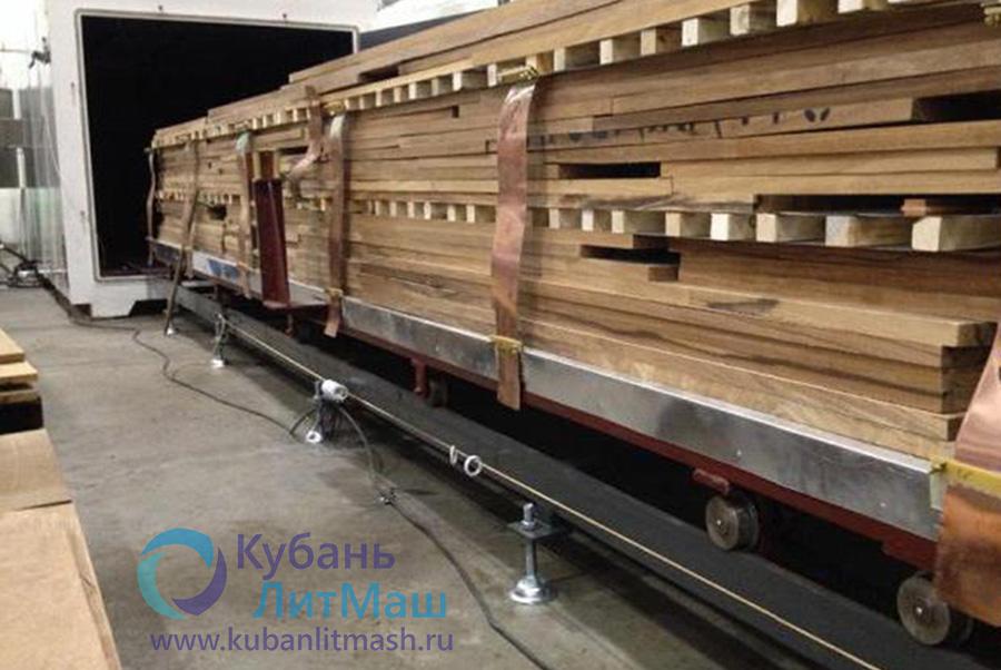 погрузки древесины и пиломатериалов